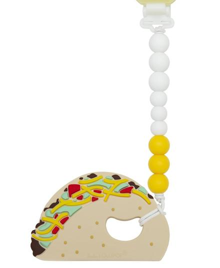 Taco Teether Set