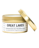 great lakes travel candle