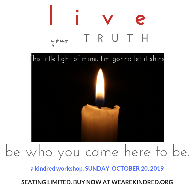 Live Your Truth Workshop