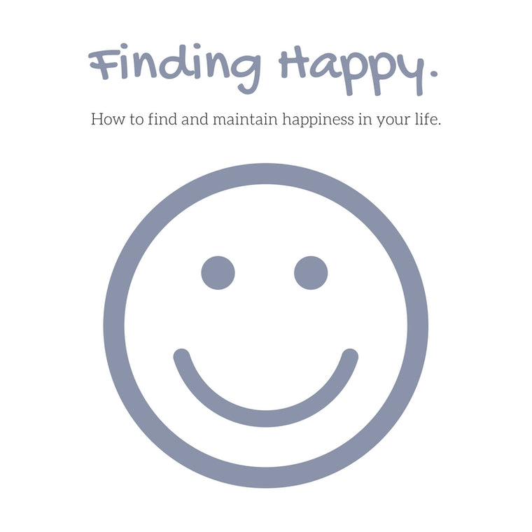 Finding Happy.