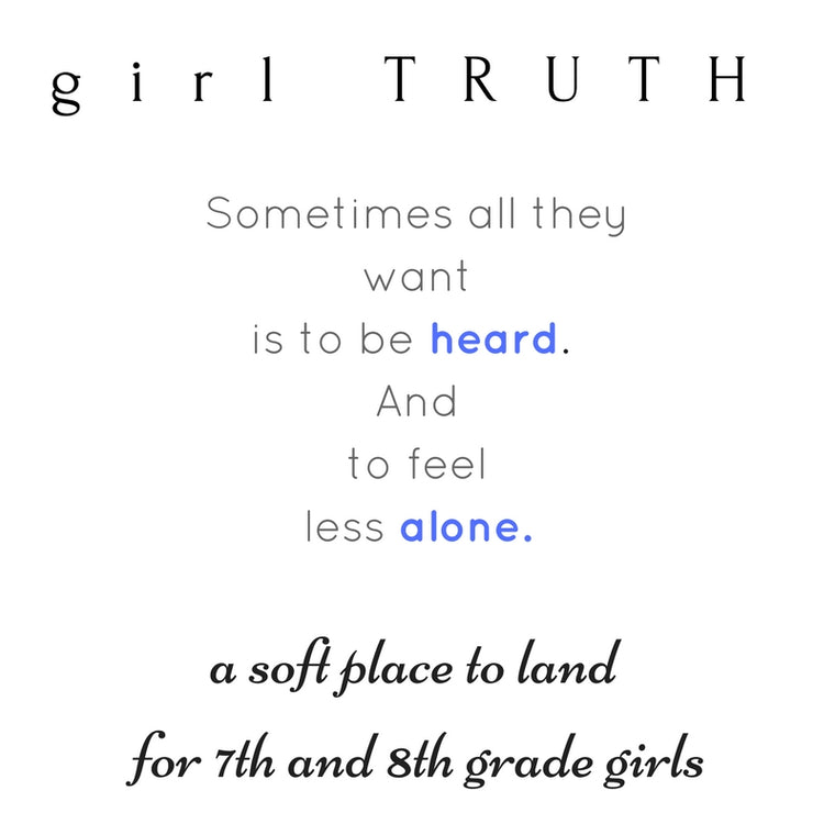 Girl Truth private session.
