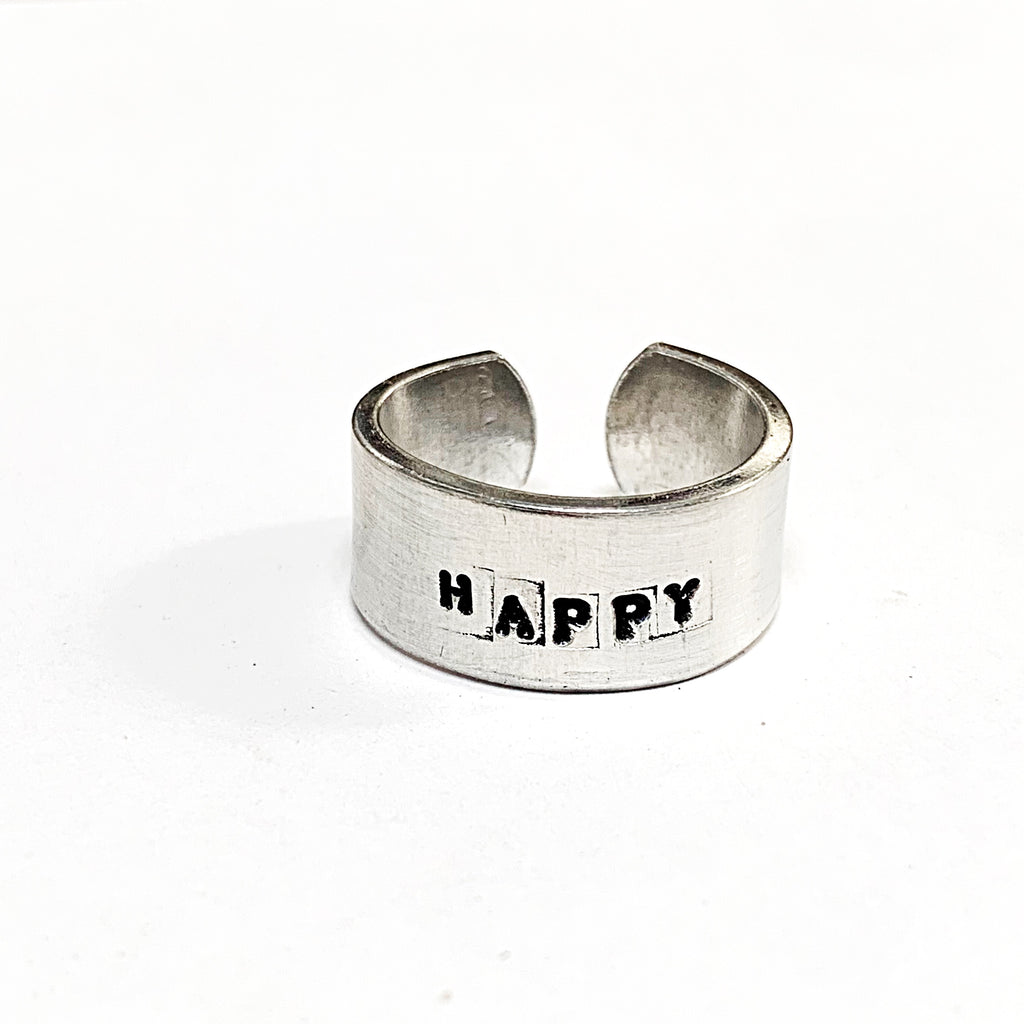happy ring. (joy + gratitude)