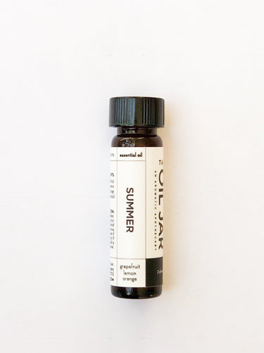 Summer Essential Oil Blend. (enliven)