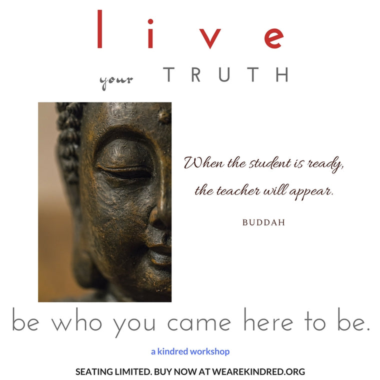 live your TRUTH. Saturday, May 19th 9:00AM - 5:00PM