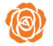 Orange Rose logo