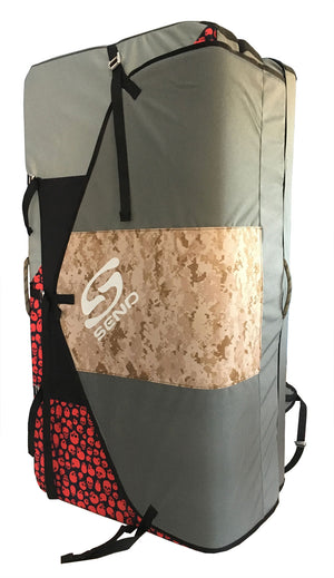 The 4X4 Pro Highball Crash Pad