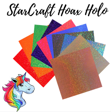 StarCraft Magic - Hoax Holo - One Of Every Color