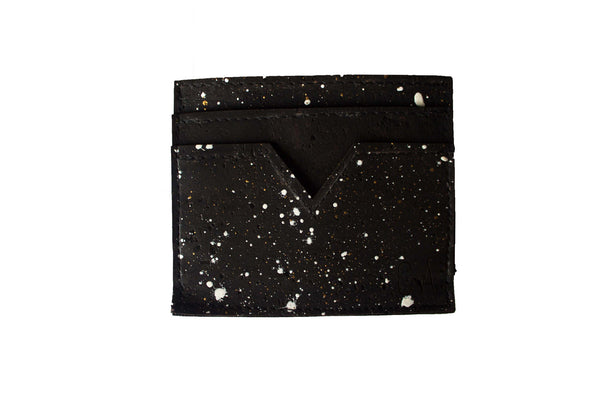 Splatter 5 Pocket Card Wallet
