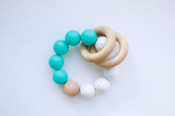 Chloe Teething Rattle