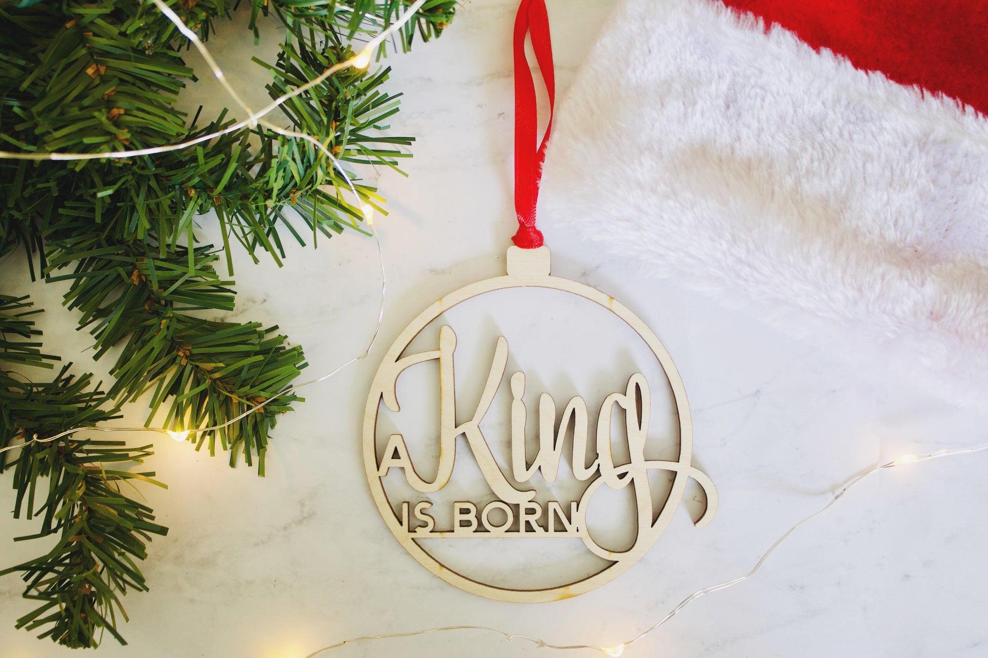 King Ornaments
