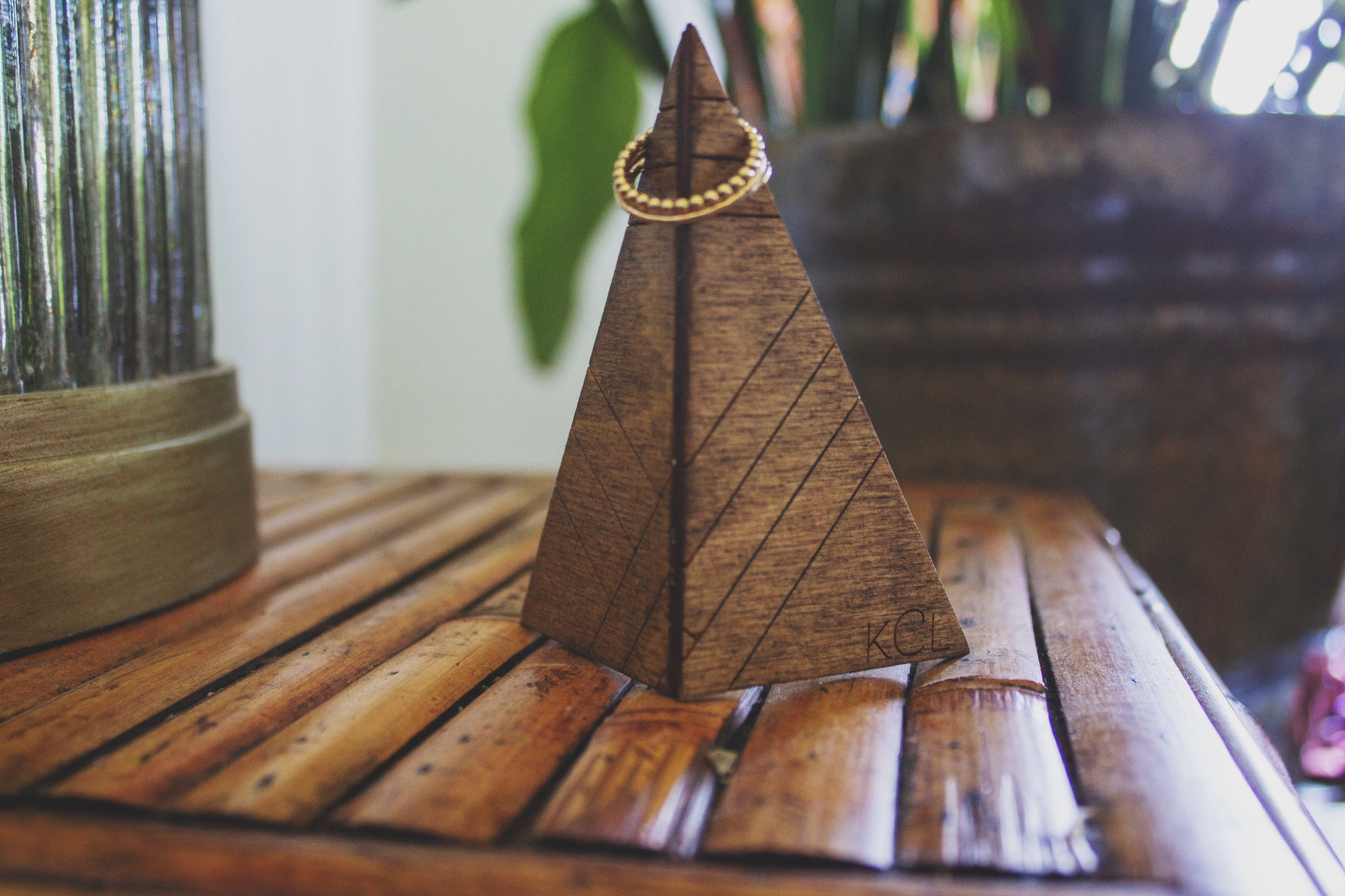 Personalized Ring Cone