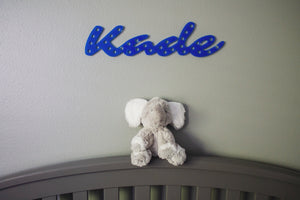 Name Sign (Personalized)