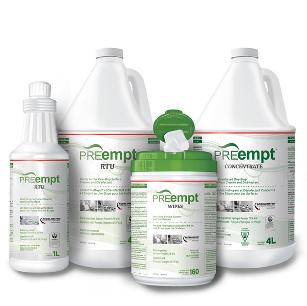 PreEMPT Surface Disinfectant