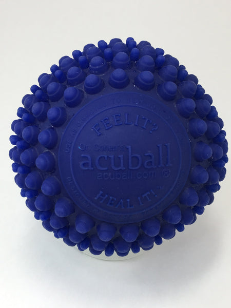 Dr Cohen's Acuball Heatable ball to aid in relieving muscle tension and pain. Kit comes with a DVD and book as well as large and small sized balls.   Easy to use, self massage,  effective pain relief anytime!  Patented design uses 100% natural acupressure and it is heatable to release tight muscles and joints.  Licensed by Health Canada. Useful in treatment of tight muscles, pain relief, headaches, back pain, leg and hip pain- the ultimate in portable stress relief and self care.