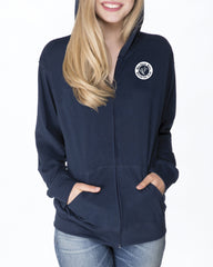 Ladies' Sueded Hoodie - 2 Colors