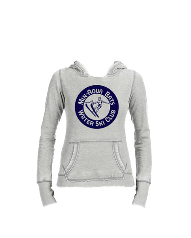 Picture of Super Soft Ladies Hooded Sweatshirt