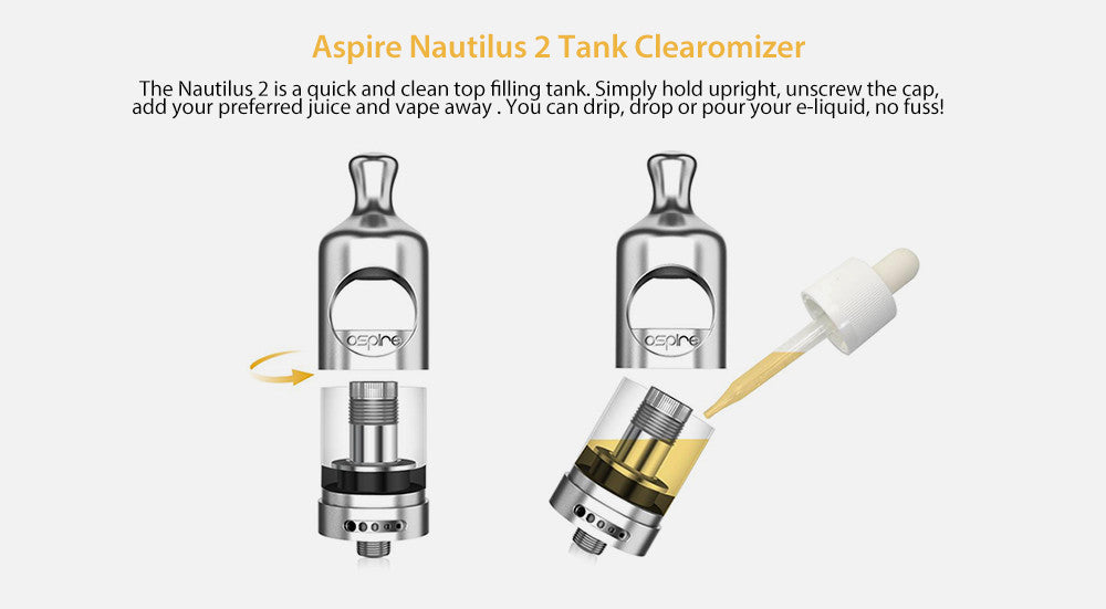 The Aspire Nautilus 2