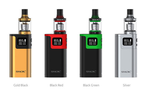 SMOK G80 WITH SPIRALS STARTER KIT