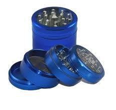 4-Piece Herbivore Clear Top Grinder