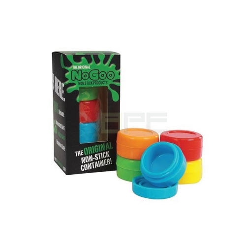 NoGoo Nonstick Containers - 5 Pack