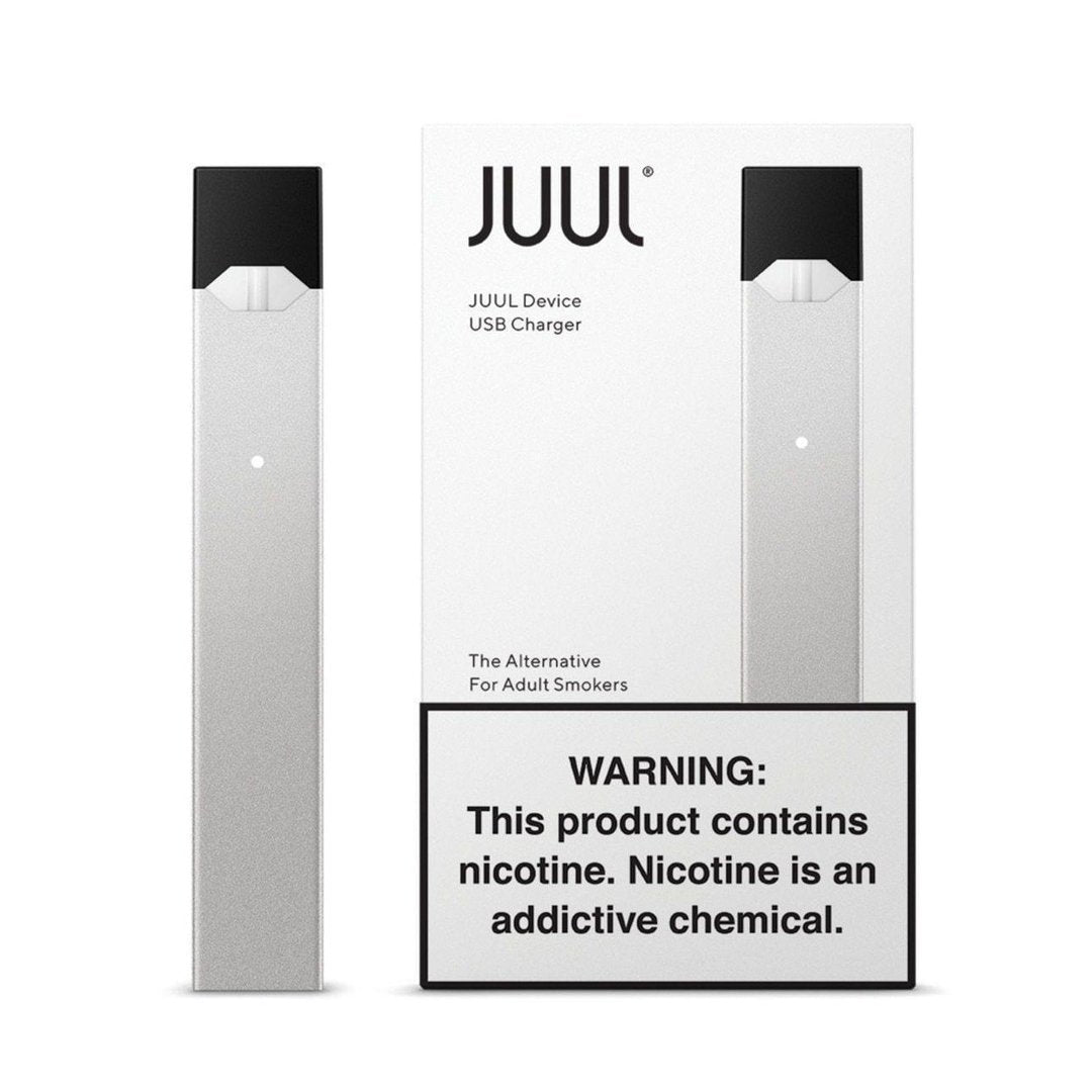 Pod Systems - JUUL Silver Device Kit