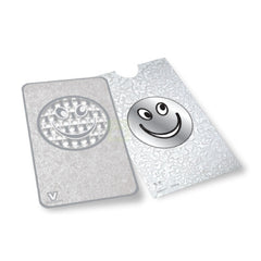 Psycho Smiley Grinder Card
