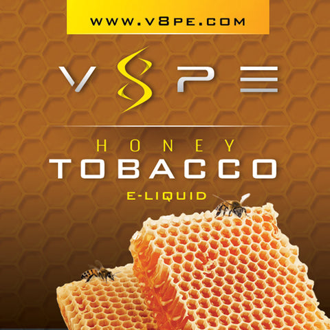 V8PE's E-Liquid Honey Tobacco 15 ML