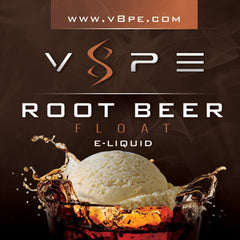 V8PE's E-liquid- Root Beer Float 15 ML