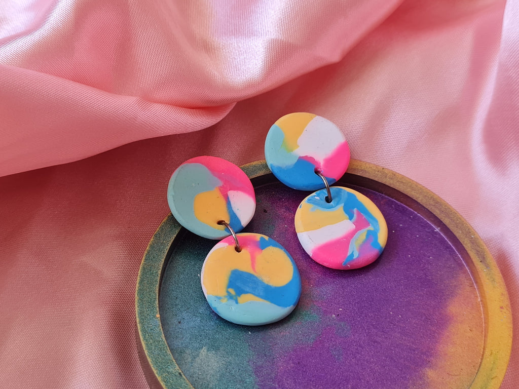 Colors of Bali Earrings
