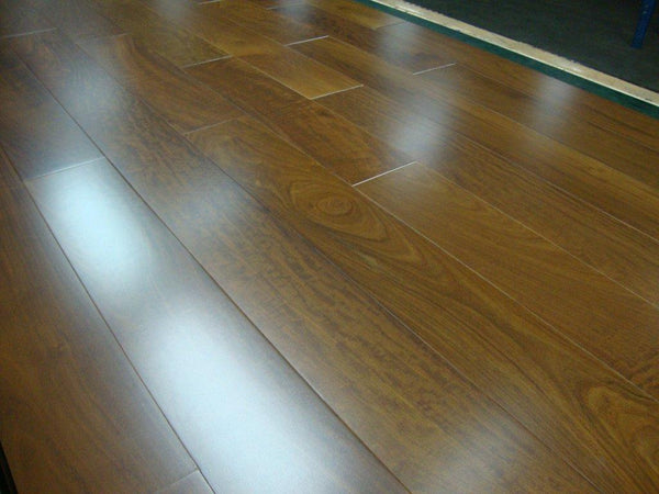 "Engineered Brazilian Walnut - IPE - Prefinished - 1/2"" X 5 1/4"" - CALL FOR PRICING"