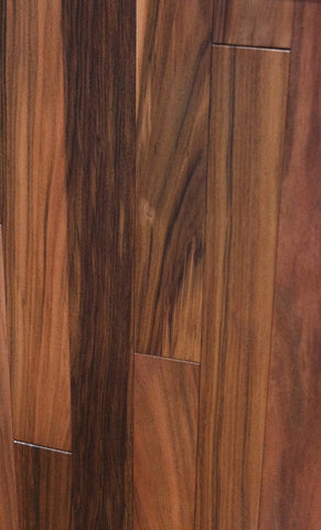 Patagonian Rosewood (Curupay) Solid Premiere Grade Prefinished $5.19