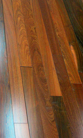 Brazilian Walnut - ( IPE )  Premiere Grade Prefinished $6.99