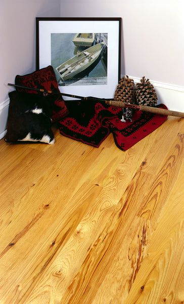 "CARIBBEAN HEART PINE RUSTIC 85% Heartwood  5"", 7"", & 9""as Low as $3.15"