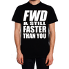 "KS tuned ""FWD - Faster"" T-Shirt"