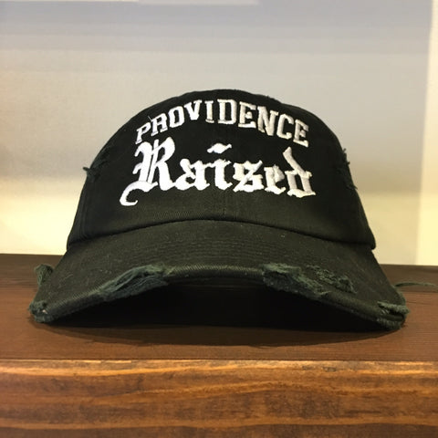 "RudeBoyy ""Providence Raised"" Strapback Cap/Dad Hat"