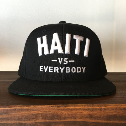 "RudeBoyy ""Haiti -vs- Everybody Snapback"