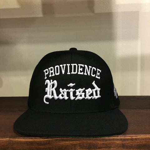 "RudeBoyy ""Providence Raised"" Snapback"