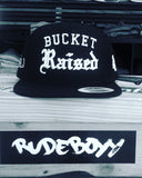"RudeBoyy & Da Deli ""Bucket Raised"" Snapback"
