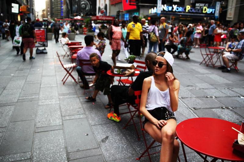 Bloggers we Love: Kristine Ullebo in NYC