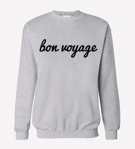 RWDZ x Outfit Of Love Bon Voyage Sweatshirt