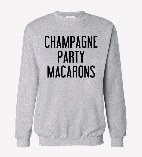 RWDZ x Outfit Of Love Champagne Party Sweatshirt