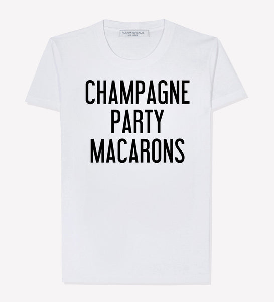 RWDZ x Outfit of Love Champagne Party T-shirt
