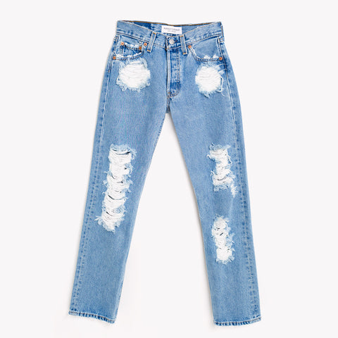 High Rise Vintage Levis Paris Jeans