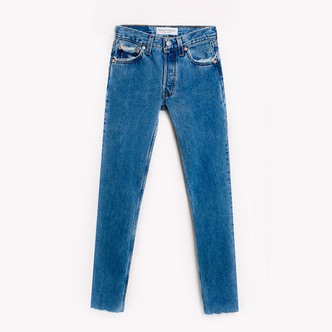 Straight Skinny High Rise Levis Jeans USA