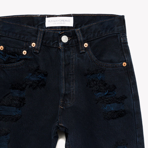 Black High Rise Vintage Levis Icon Jeans USA