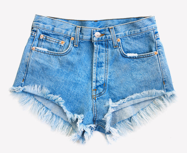 Classic Stone Vintage High Rise Shorts