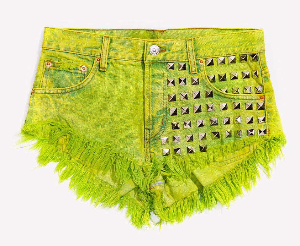 902 Tropico Studded Babe Shorts - Limited