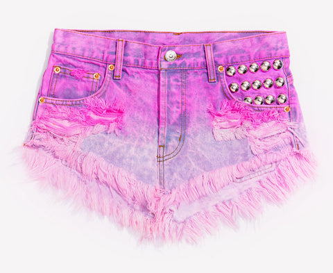 450 Candy Studded Babe Shorts