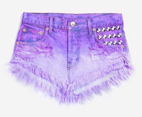 450 Dream Studded Babe Shorts - Limited