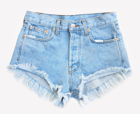Runaway Light Stone High Rise Shorts
